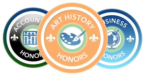 Badge examples